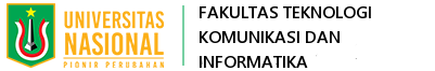 UNAS | Fakultas Teknologi Komunikasi dan Informatika