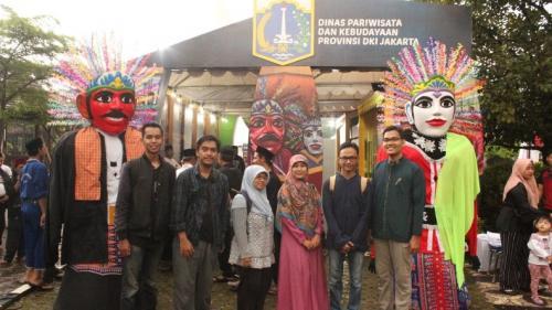 Pengabdian Pada Masyarakat, Dosen FTKI Bangun Website dan E- Commerce Wisata Setu Babakan