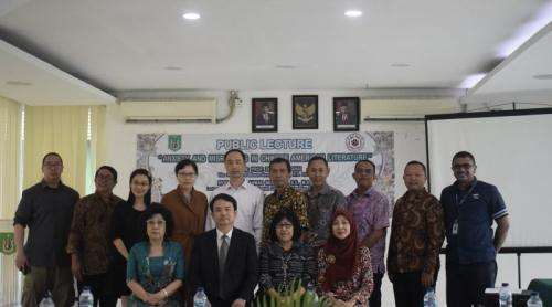 Wakil Rektor Minnan Normal University