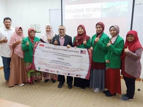 Kunjungan-FTKI-Unas-ke-Universiti-Putra-Malaysia