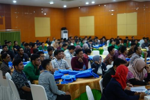 Peserta-International-conference-on-Smart-Digital-Technologies-Seminar-Nasional-Teknologi-Sistem-Informasi-2019.